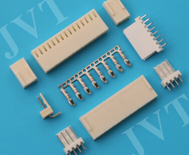 10 Circuits Board Wire 2.54 Mm Pitch Connector