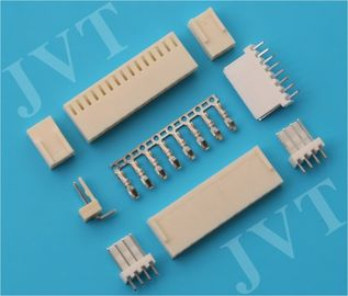 Cina 2 - 20 Poles MOLEX 2510 Flat Wire Connectors , AWG#22-28 2.54 mm Pitch Connector pabrik