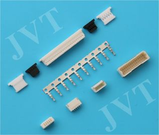 Cina SH Terminal Block Connectors , Phosphor Bronze Tin / Gold Plated 2 - 9 Pin Connector pabrik