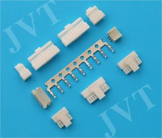 Cina Pitch NH 1.0mm Wire to Board LED Connector for AWG 28 - 32 Applicable Wire Distributor