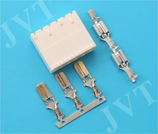 Cina 7A AC/DC Wire to Wire Power Cable Connectors with Tin Plated Brass Terminal Connectors pabrik