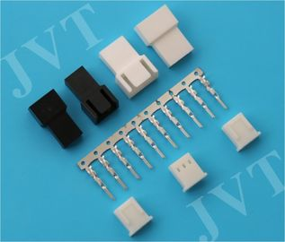 Cina 2.5mm Pitch 5A AC / DC Wire to Wire Connector , Tin Plated 2 - 12 Pin Terminal Connectors Distributor