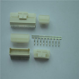 Cina Dual Row 2.0mm Pitch Female Wire To Board Power Connectors For PCB 250V pabrik