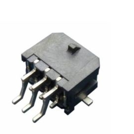 Cina Right Angle Dual Row SMT Header Connector With Solder Pitch 3.0mm Microfit SMT 43045 Distributor