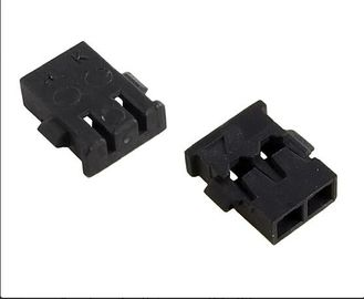 Cina 1.2mm Pitch Female Connector 2 Pin 2A 50VAC For Cable , Temp Range -25°C~+85°C pabrik