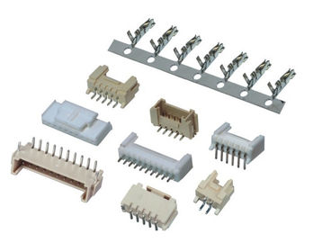Cina JVT PHS 2.0mm Single Row Wire to Board Crimp style Connectors with Secure Locking Devices Distributor