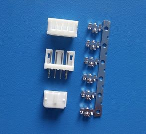 Cina SGS / UL / ROHS Electronic Cable Connectors , AMP  Wire to Board Crimp Style Connectors  pabrik