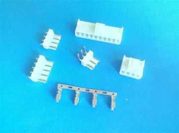 Cina 2 Pin Wire To Board Connector JVT 1121 3.96 mm Pitch Terminal Housing / Wafer pabrik