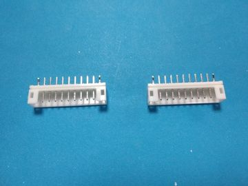 Cina PH2.0 mm Pitch Wire ke Board Connector 2 Pin - 16Pin Tin-plated White Colour pabrik