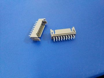 Cina Dual Row 4 ~ 26 Pin DIP Wafer PC Board Connector 2.0 Mm Pitch Dalam Warna Putih pabrik
